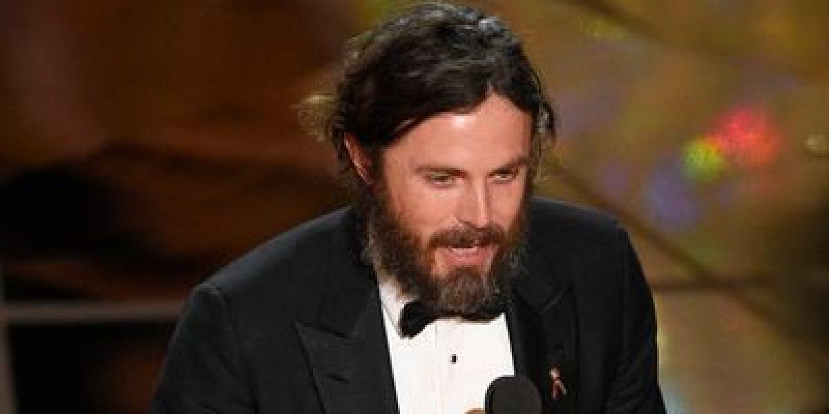 Casey Affleck conquista el Óscar