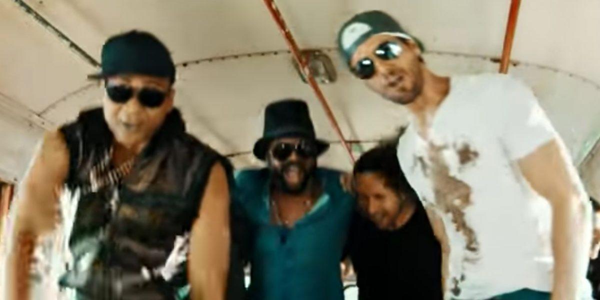 Enrique Iglesias estrena nueva canción con Zion y Lennox