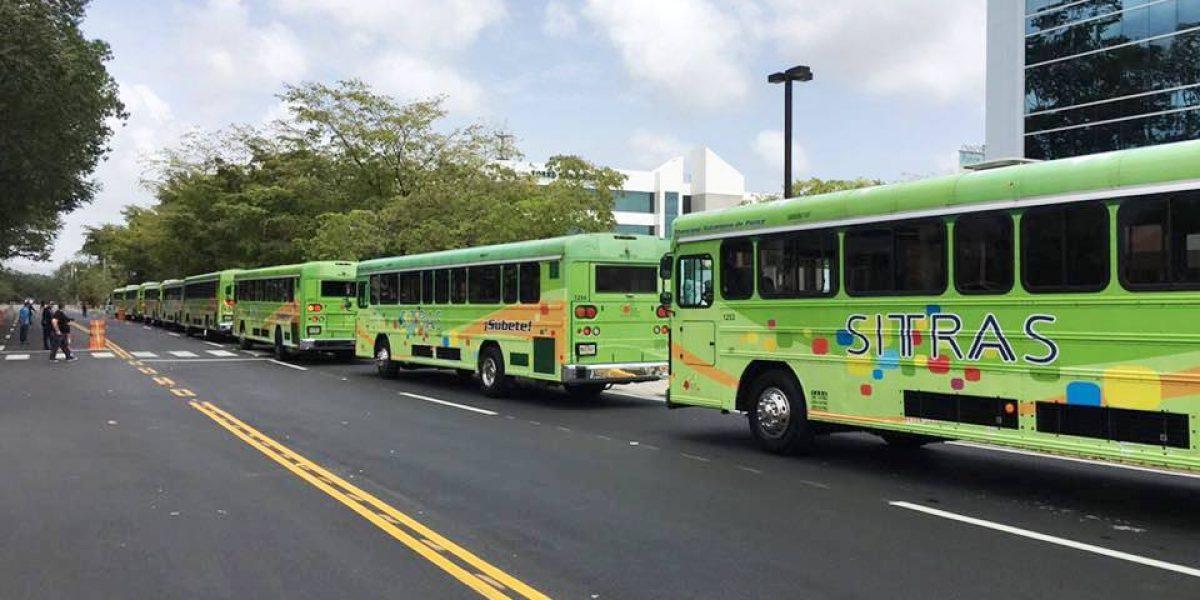 Transporte colectivo de Ponce planifica expansión para nueva ruta gratuita