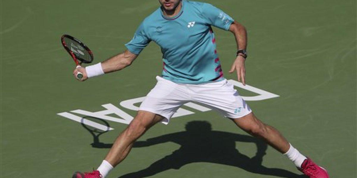 Eliminado Wawrinka en primera ronda en torneo de Dubai