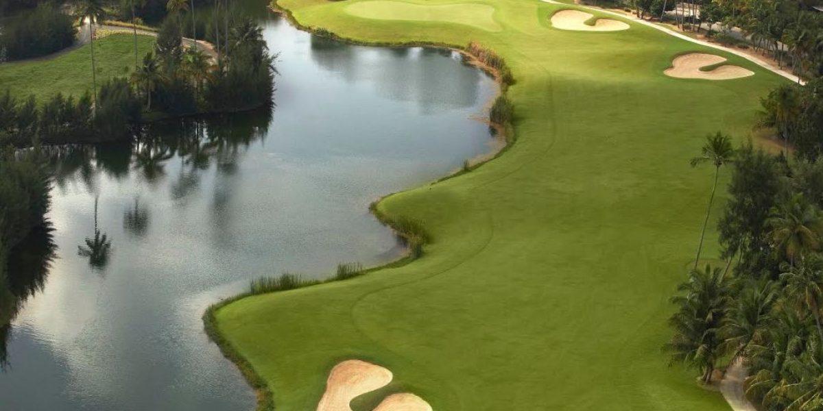 Reconocen campo de golf en Río Grande