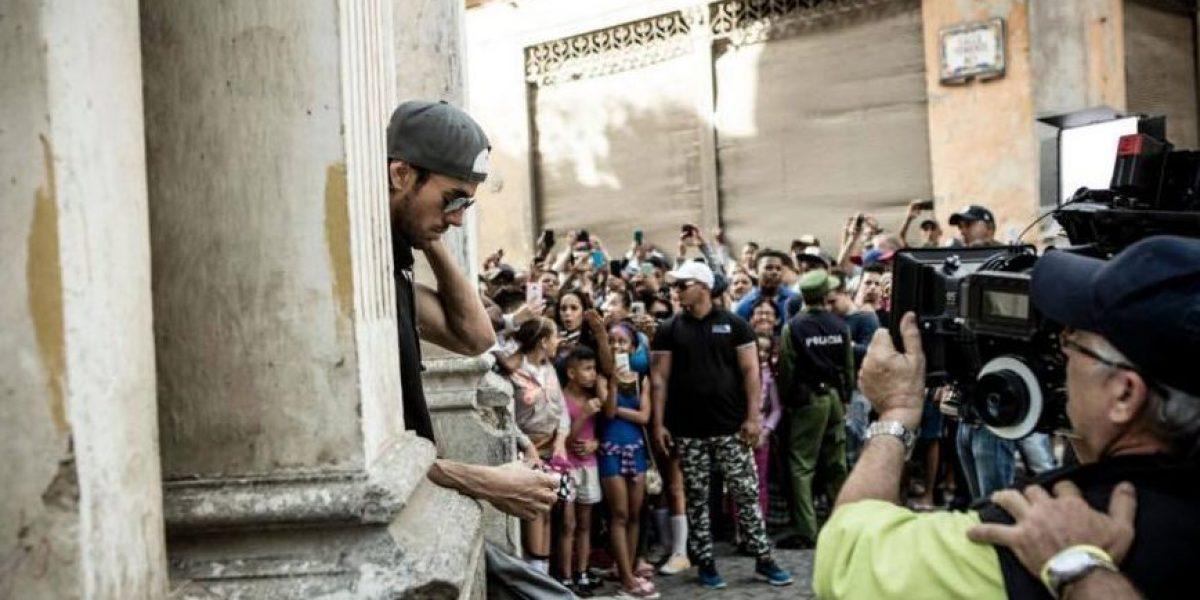 Enrique Iglesias se quedó con más ganas de Cuba