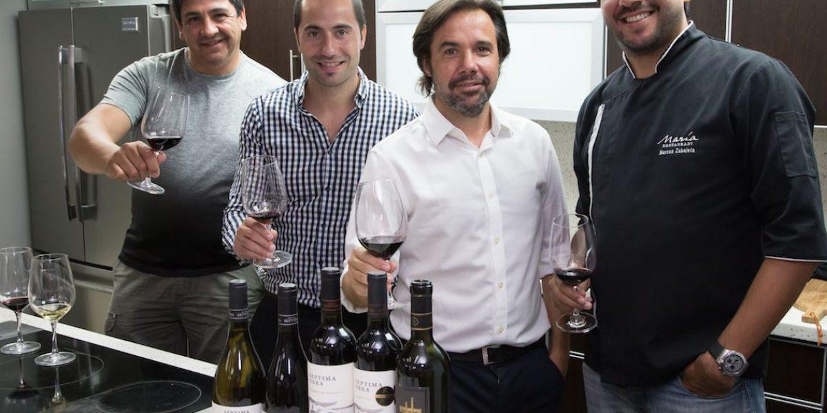 Una gran obra argentina, los vinos Séptima Obra