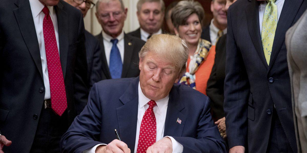 ¿Qué esperar del mensaje del presidente Trump esta noche?