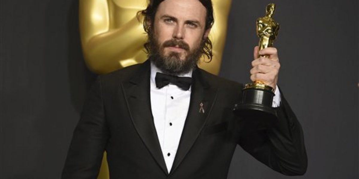 Ganador del Oscar habla de alegatos de acoso sexual