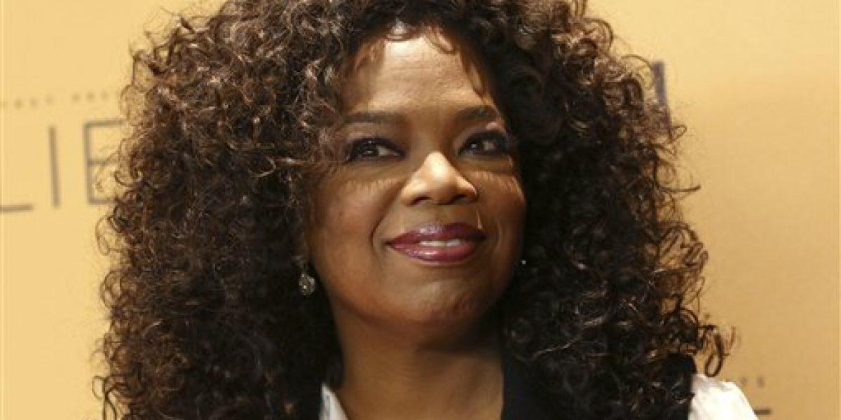 Oprah Winfrey coquetea con ser primera presidenta de EE.UU.