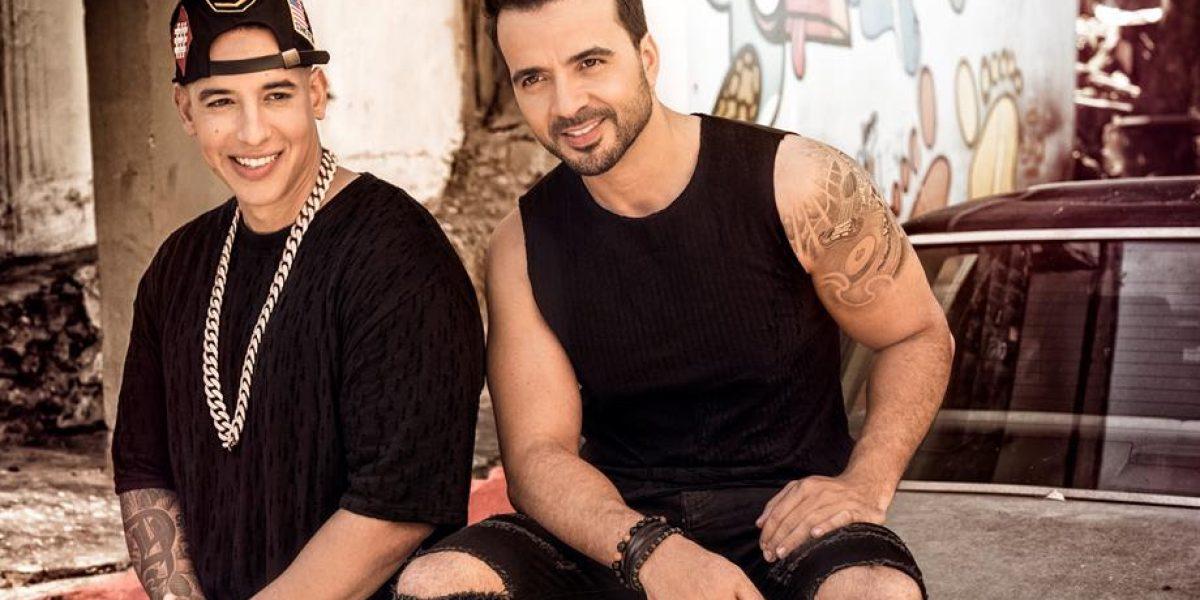"""Luis Fonsi y """"Despacito"""" invencibles en Billboard"""