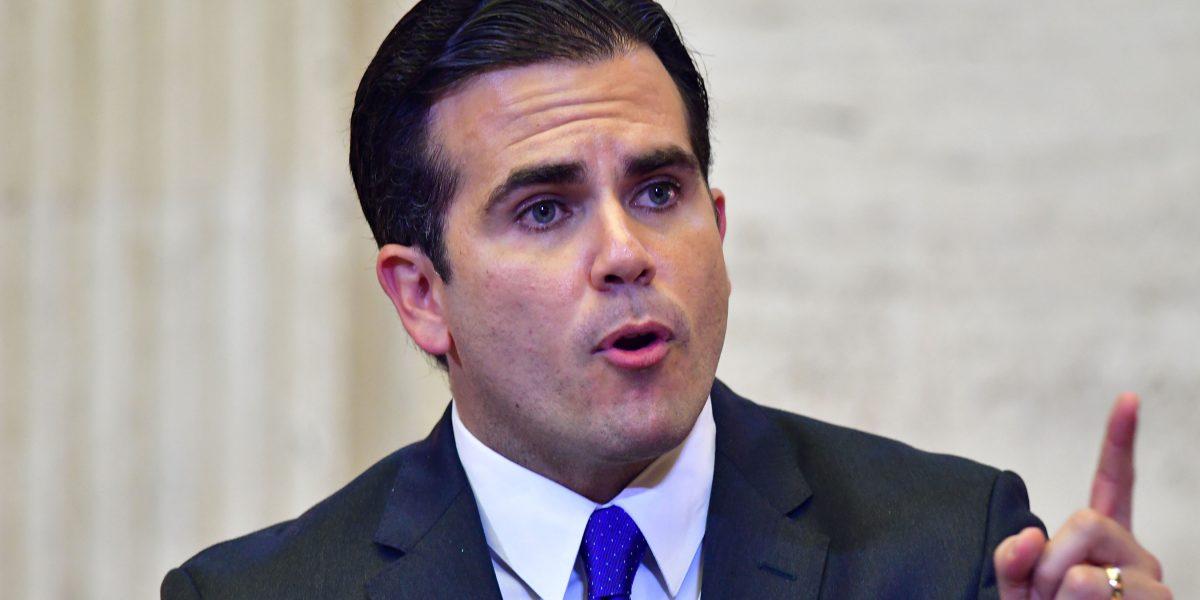 Gobernador anuncia viaje a Miami