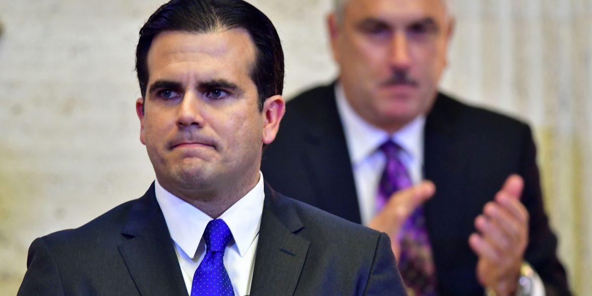 "Gobernador reitera petición de renuncia a O'Neill es ""final y firme"""