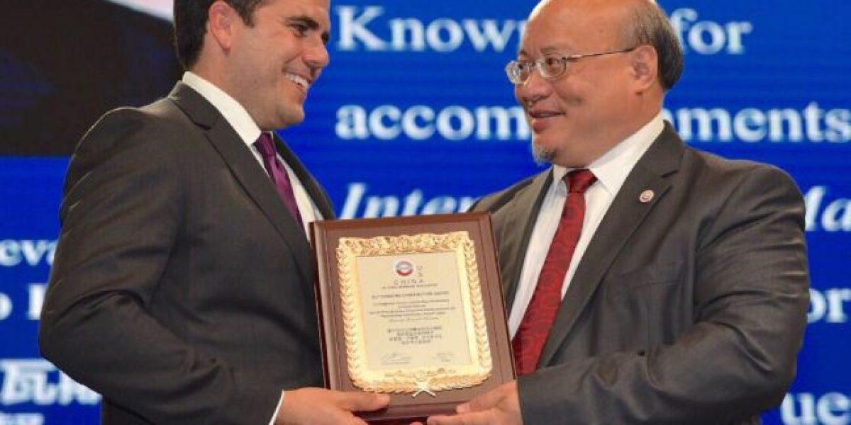 Rosselló participa de primera edición del China Puerto Rico Investment Forum