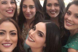 Ximena Navarrete despedida de soltera