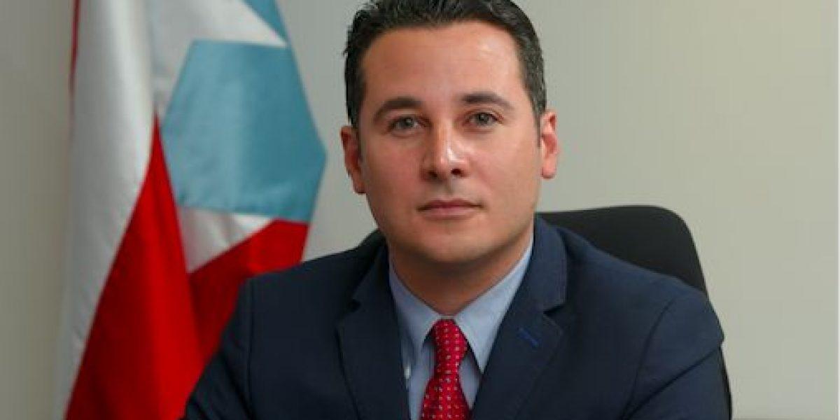 Renuncia director Oficina de P. R. en Colombia
