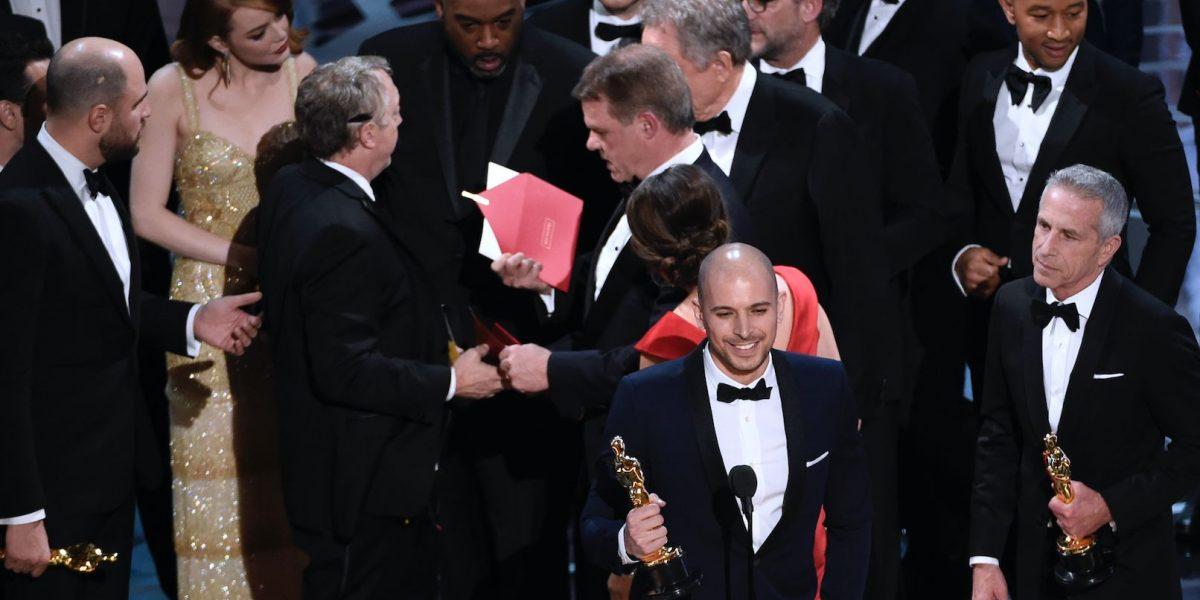 Responsables de error no volverán al Oscar