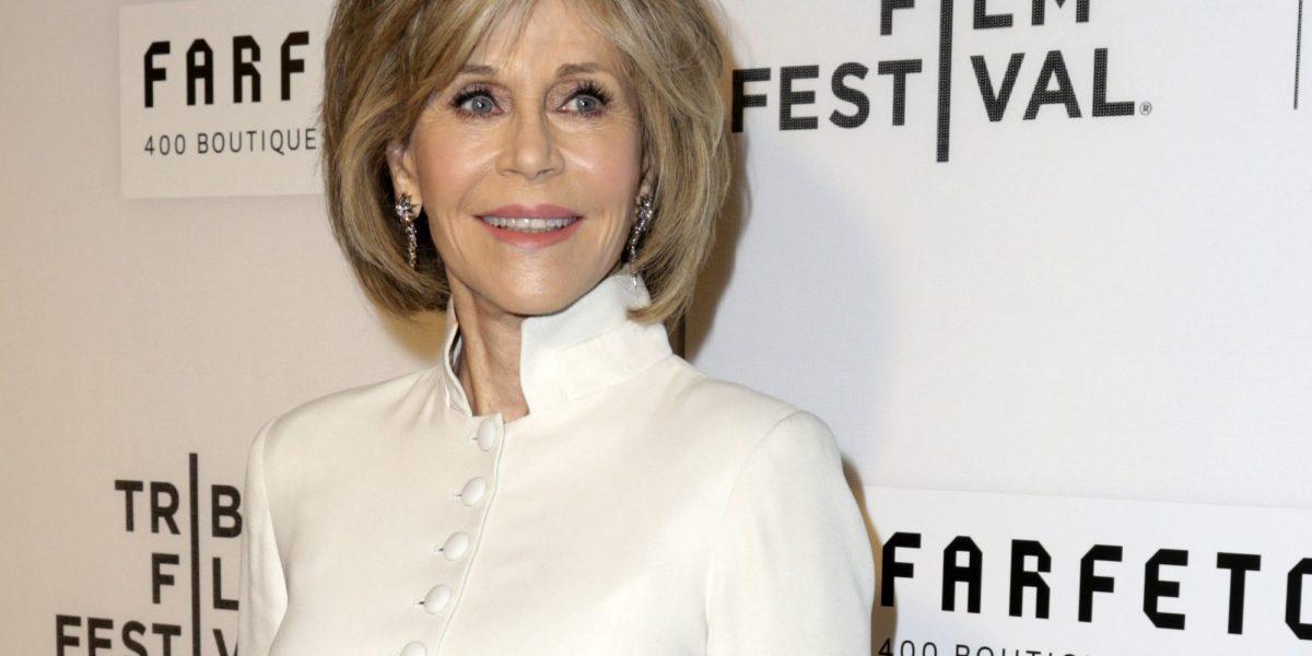 Jane Fonda revela que fue violada