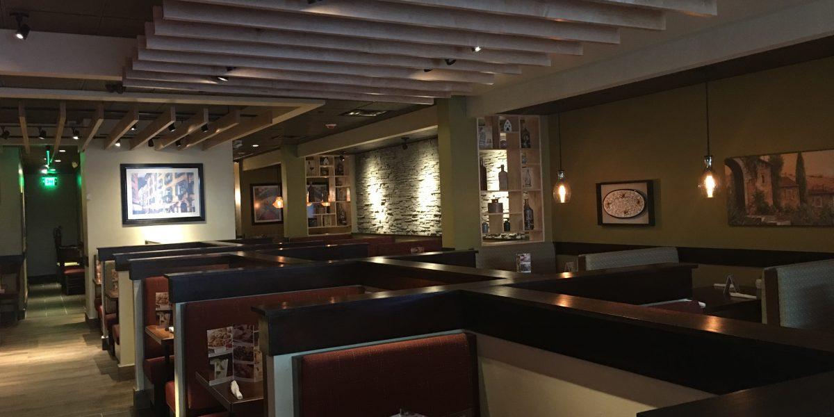 Abre moderno Olive Garden en Plaza