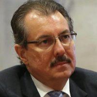 Juan Zaragoza - exsecretario de Hacienda