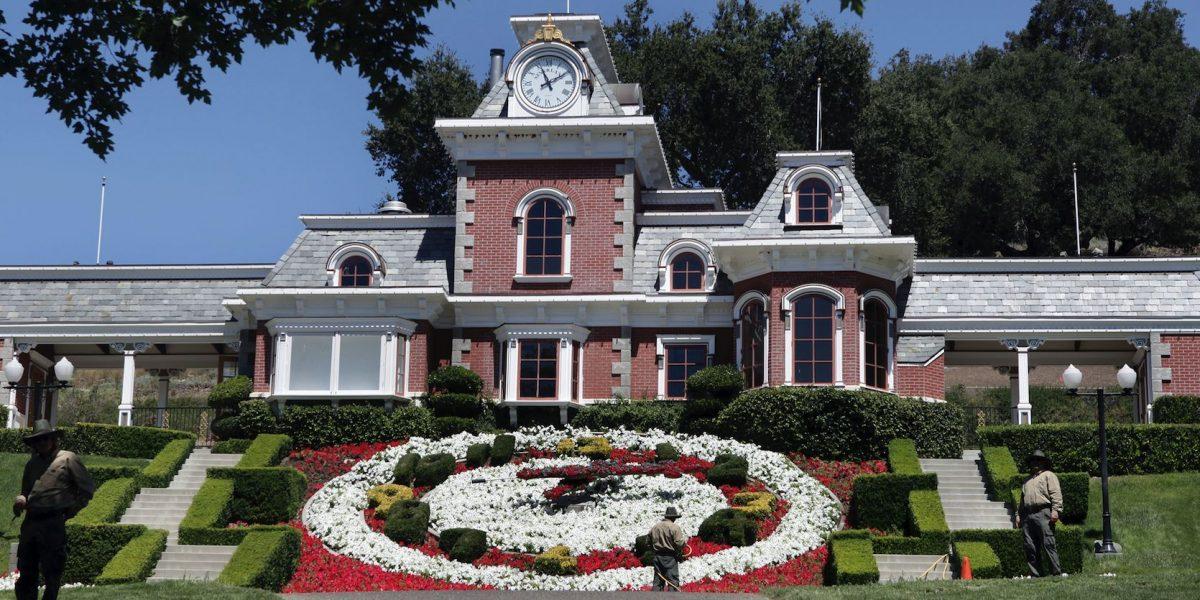 Antiguo rancho de Michael Jackson a la venta
