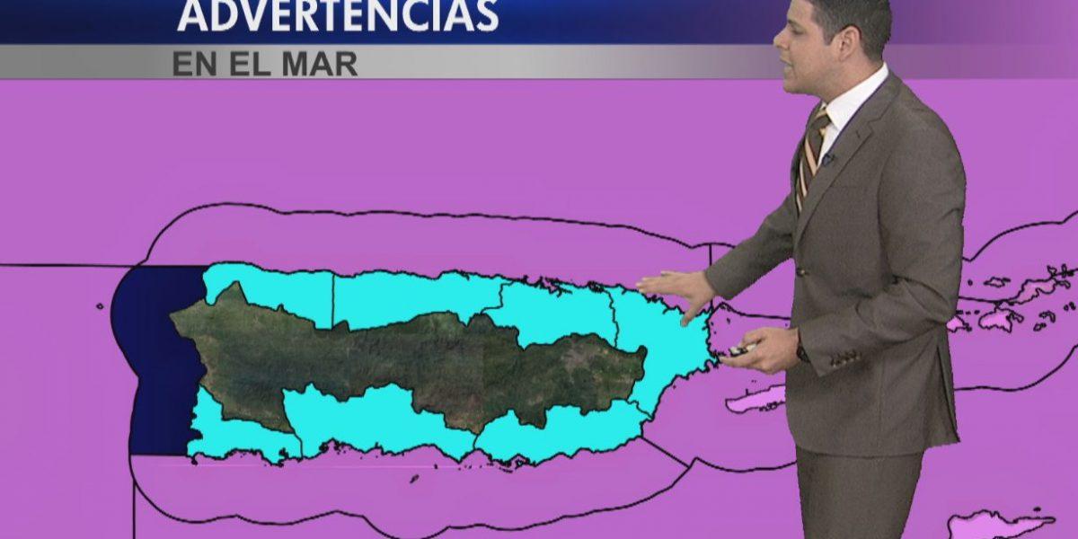 Pronóstico del tiempo para la mañana de jueves, 2 de marzo
