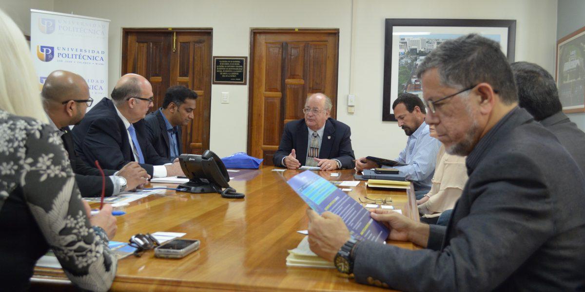 Empresa India crea alianza con la Universidad Politécnica de Puerto Rico