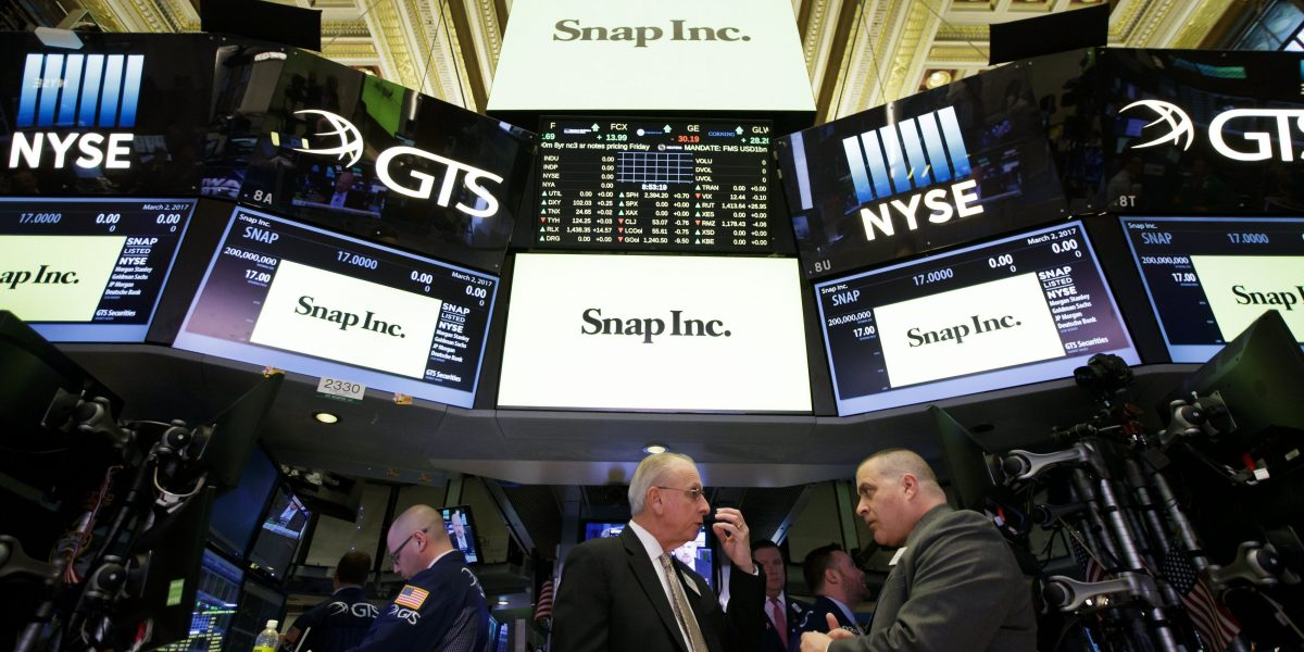 NBCUniversal compra acciones de Snap