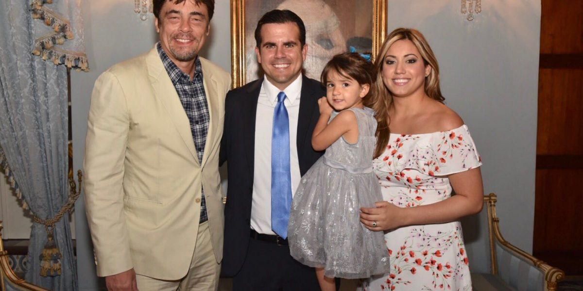 Benicio del Toro llega a Fortaleza