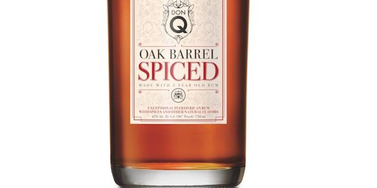 Debuta el Don Q Oak Barrel Spiceden Puerto Rico
