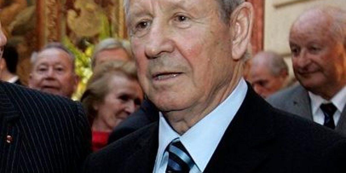 Fallece leyenda del fútbol francés