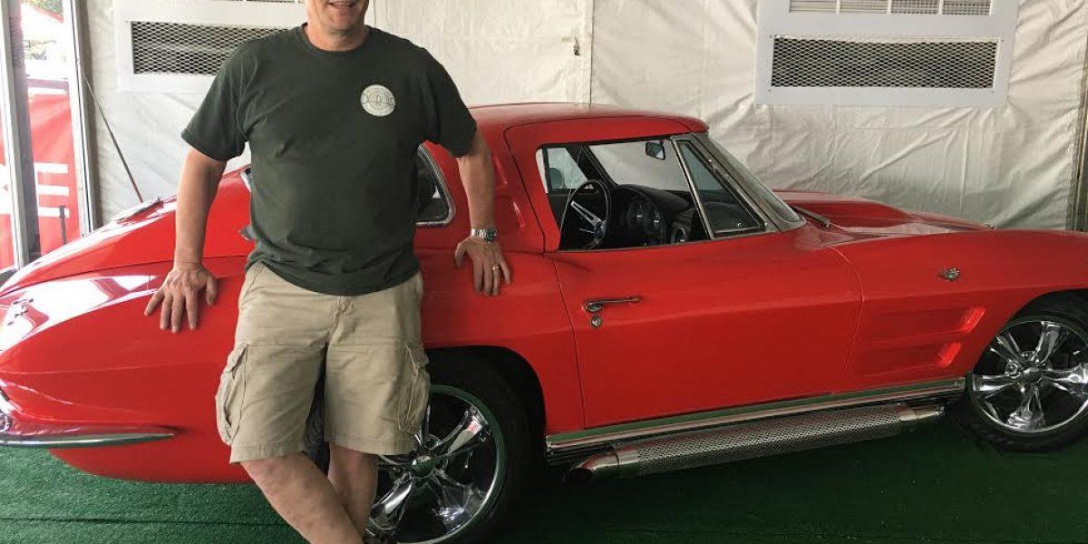 Llega celebridad de Discovery a la Gran Feria de Autos Antiguos