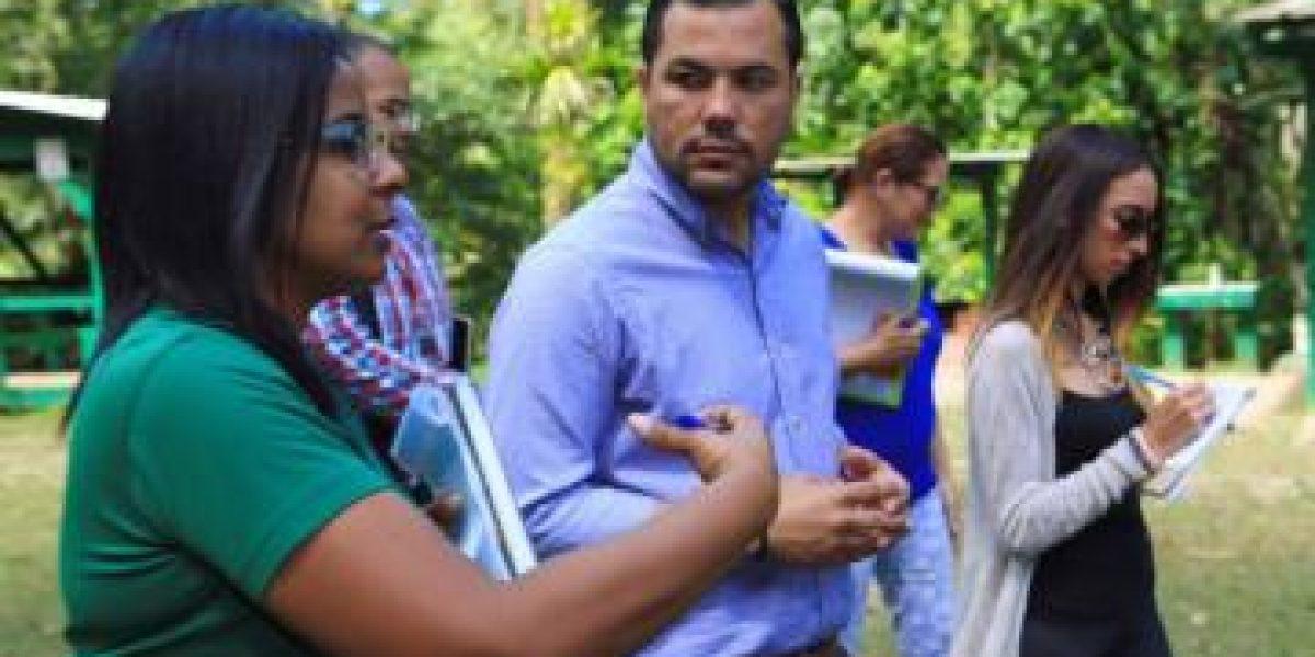 Buscan integrar la comunidad en operación de Toro Negro
