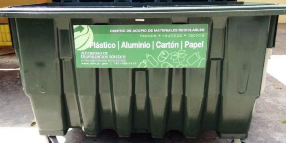 Fomentan el reciclaje en residenciales