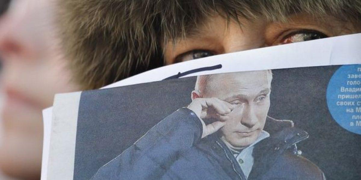 Líderes mundiales a menudo ven a periodistas como enemigos del pueblo