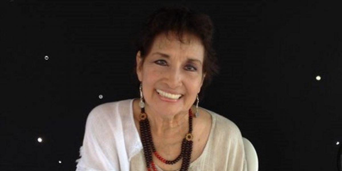 Muere actriz y escritora Brunilda García