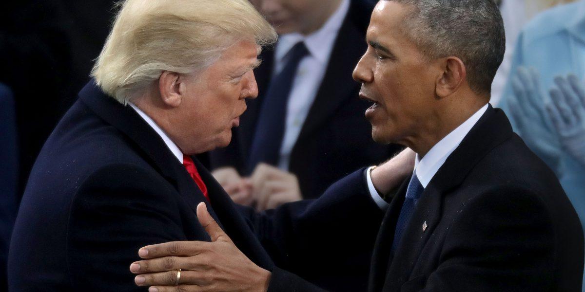 Congreso analizará denuncia de Trump sobre Obama