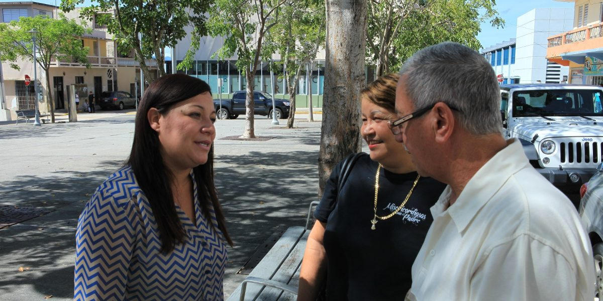 Alcaldesa de Morovis impulsa centro de servicios gubernamentales