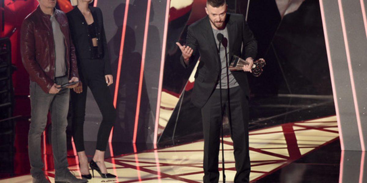Bruno Mars y Justin Timberlake brillan en los Premios iHeartRadio 2017