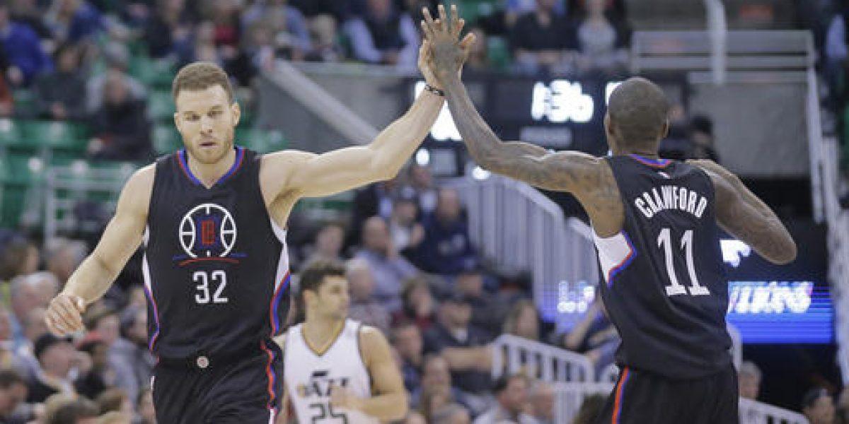 Griffin y Paul lideran victoria de los Clippers