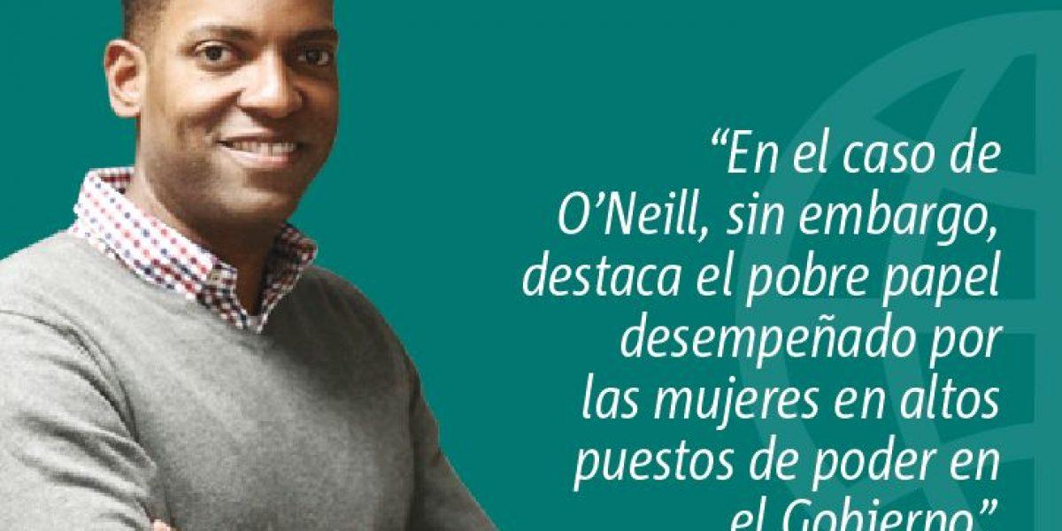 O'Neill, su silencio y el de los demás