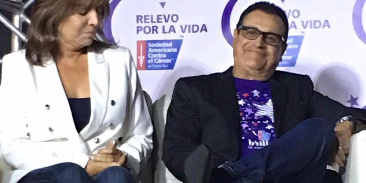 Ismael Miranda victorioso tras diagnóstico de cáncer
