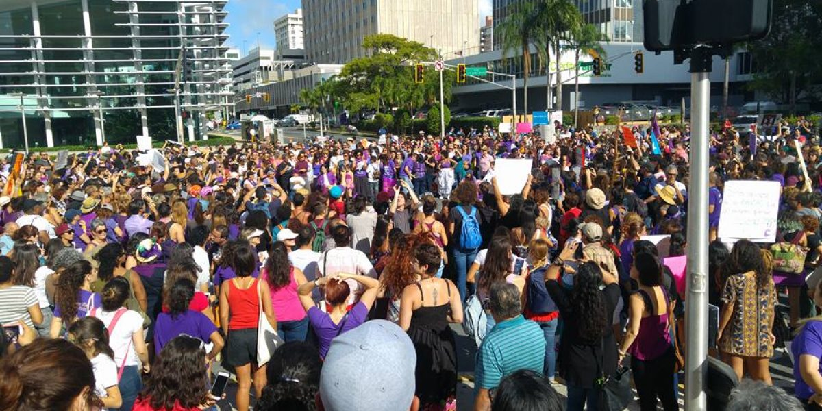 8 de marzo: solidaridad, no celebrar
