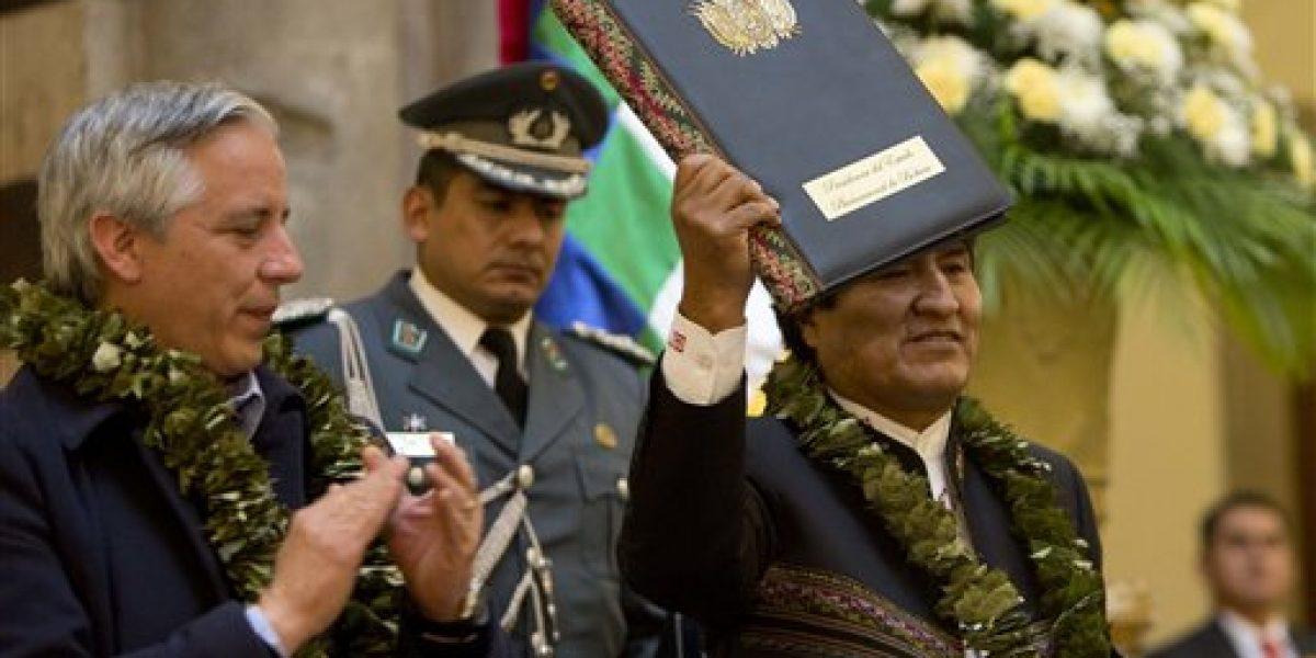 Presidente de Bolivia aprueba ley de coca