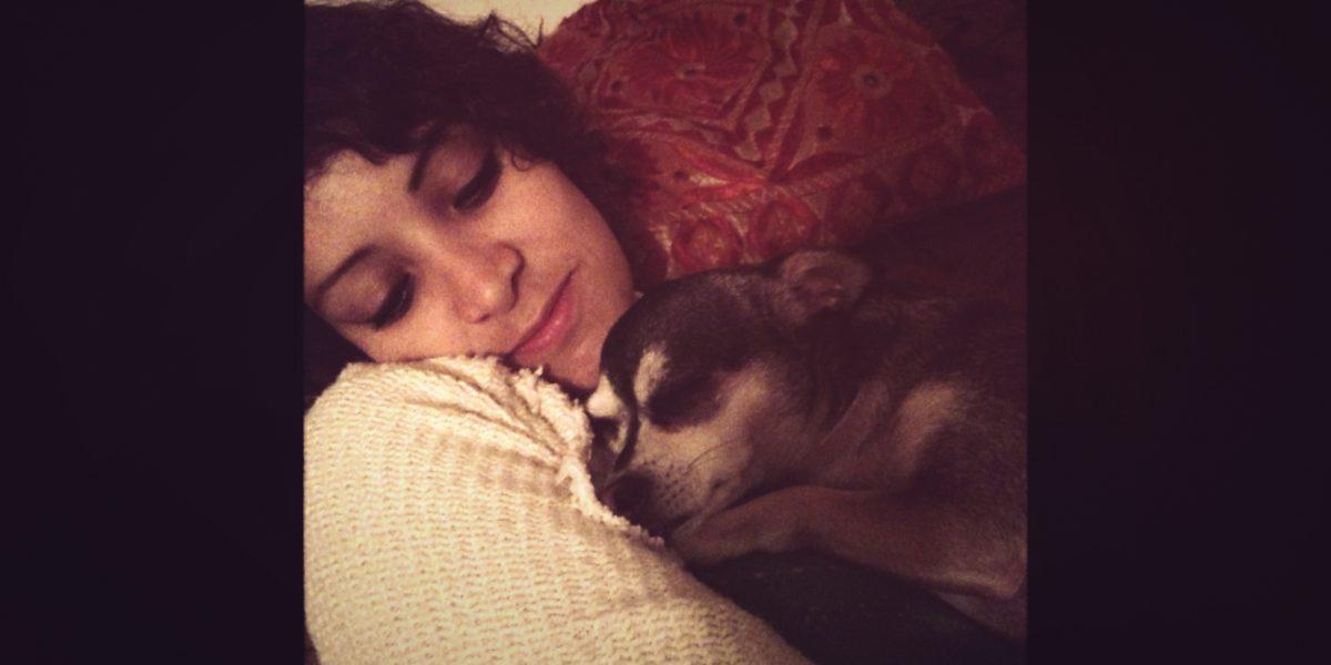 Gaby Moreno dedica video a su perra