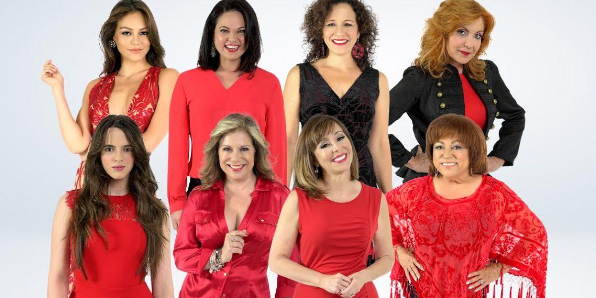 """Comedia de misterio """"8 Mujeres Sospechosas"""" subirá a escena en mayo"""
