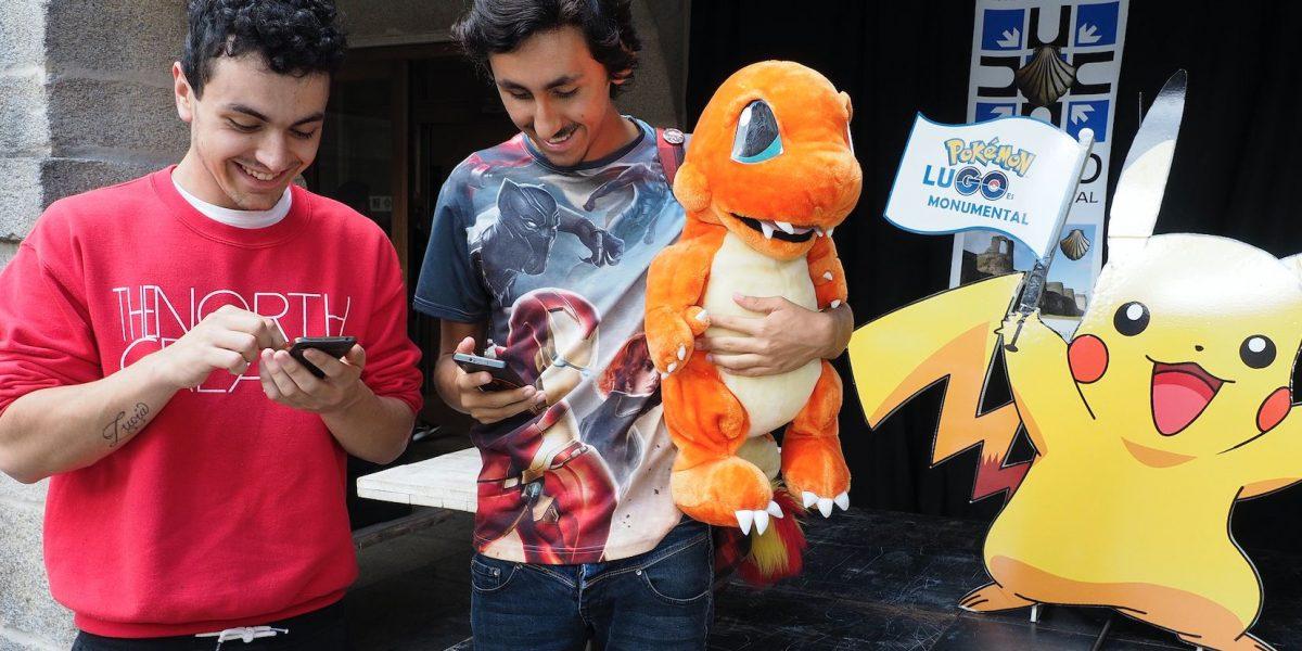 Pokémon Go puede ayudar a dar unos 10 mil pasos diarios