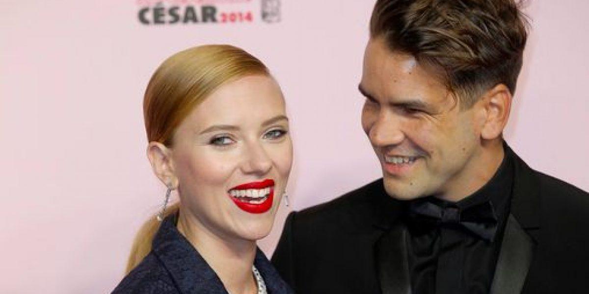 Rumbo al divorcio Scarlett Johansson