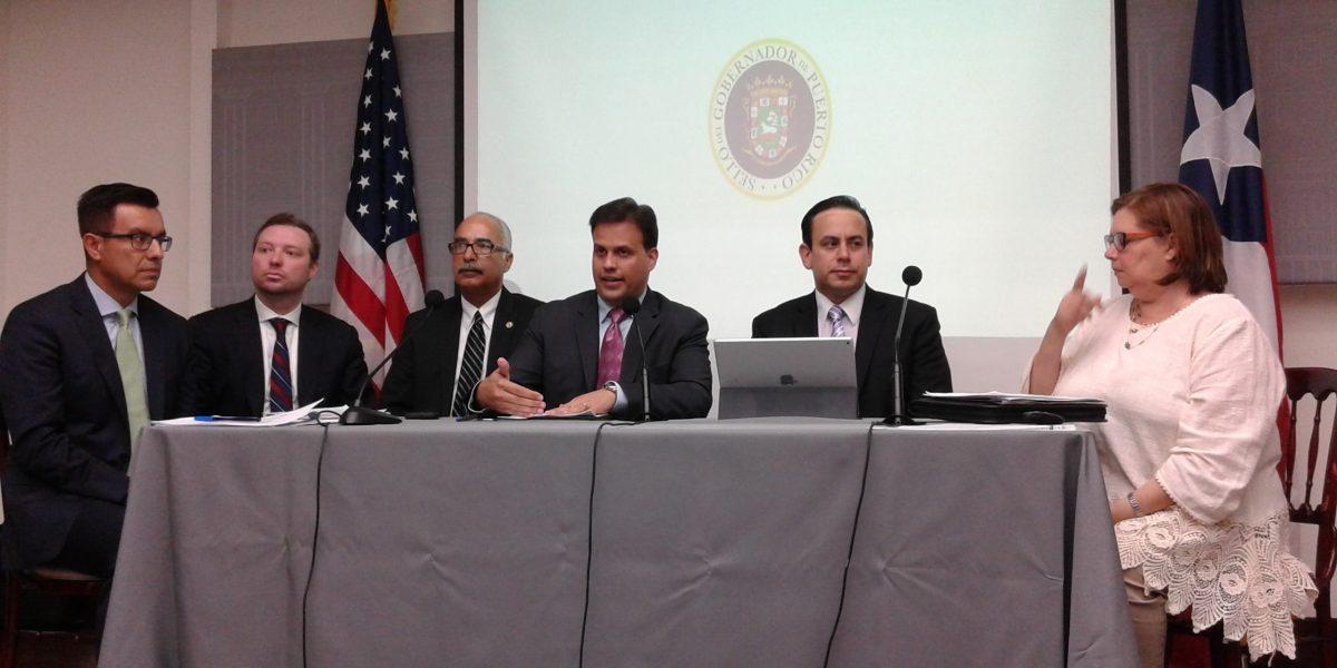 Gobierno no hará enmiendas al Plan Fiscal