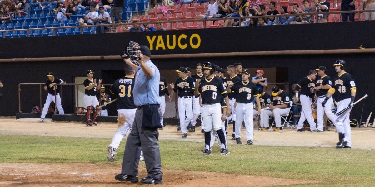 Cafeteros de Yauco logran tercera victoria en la Doble A