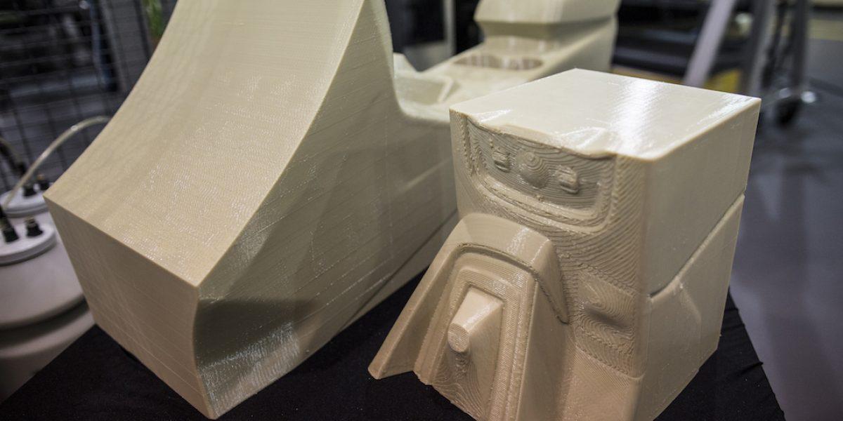 Ford prueba la impresión de piezas 3D en automóviles