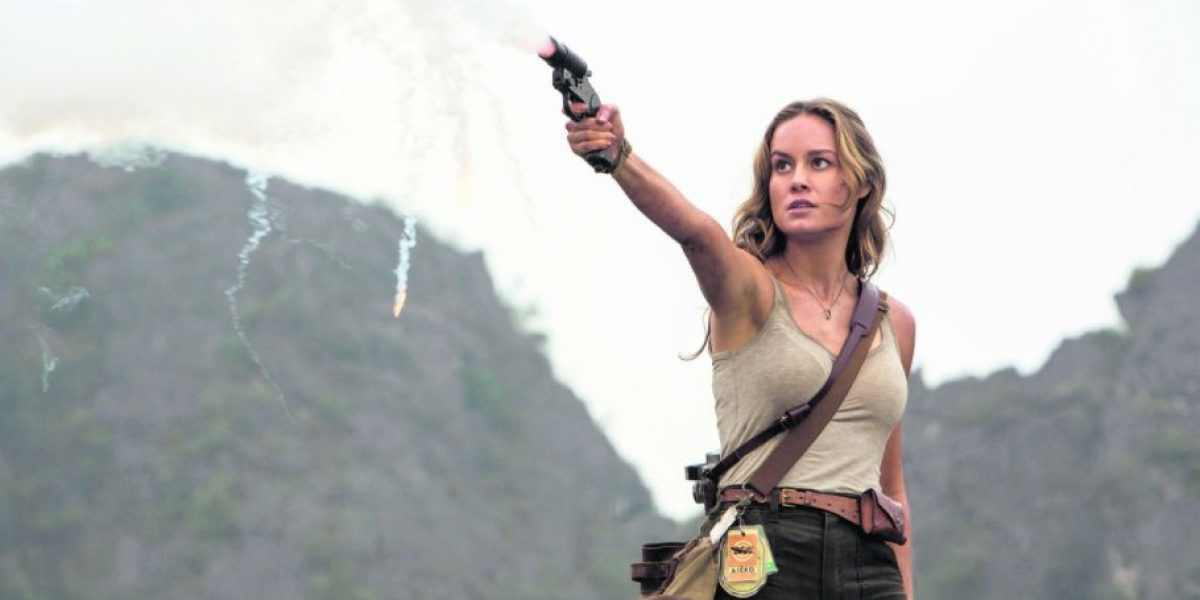 """Brie Larson: """"Estamos rompiendo las barreras"""""""