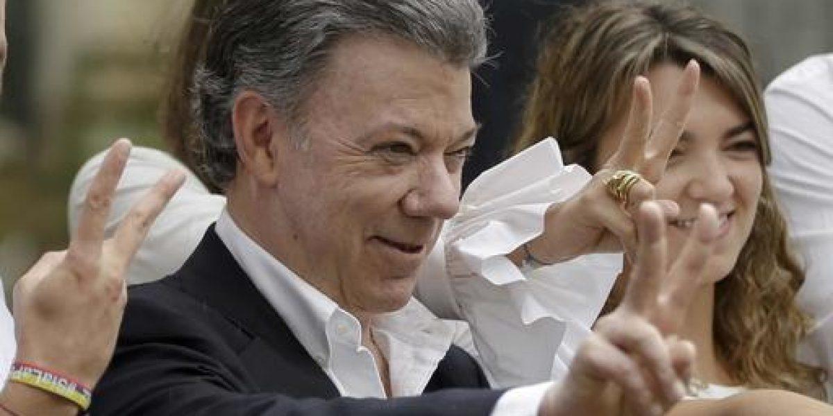 Opositores rechazan estatua de presidente colombiano