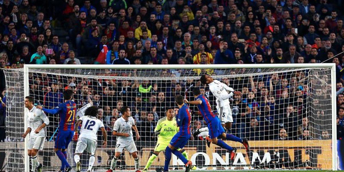 Real Madrid y Barcelona jugarán primer clásico en Estados Unidos